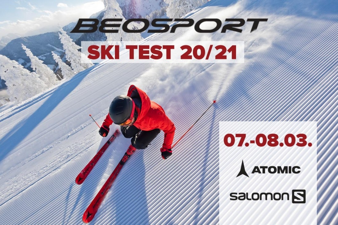 Ski test modela za sezonu 20/21 na Kopaoniku