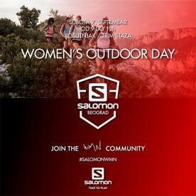 Salomon women's outdoor day