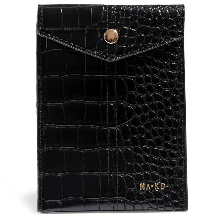 NA-KD Small Crossbody Chain torba
