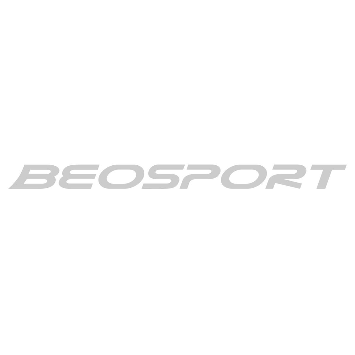 NA-KD Giraffe Print Layered Ruffled haljina