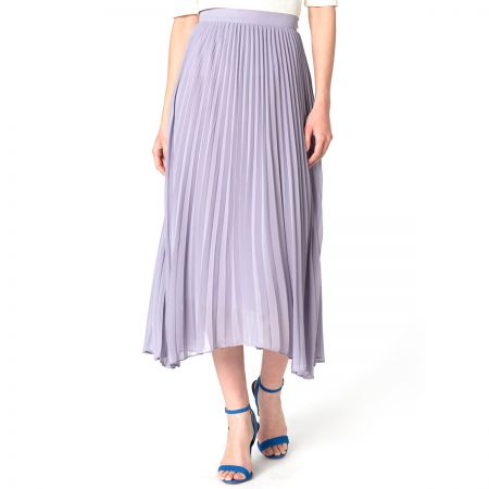 NA-KD Ankle Length Pleated Skirt suknja