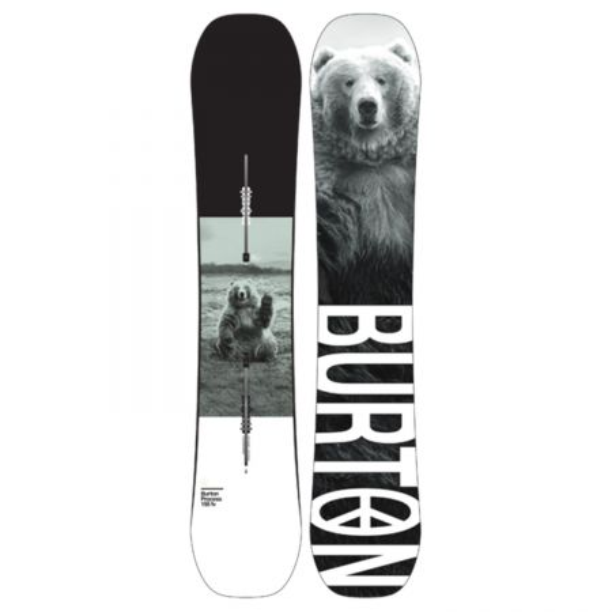 Burton Process snowboard daska