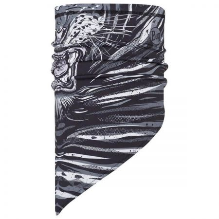 Buff Tech Fleece Bandana Tiger maska