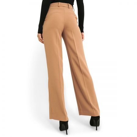 NA-KD Wide Leg Button pantalone