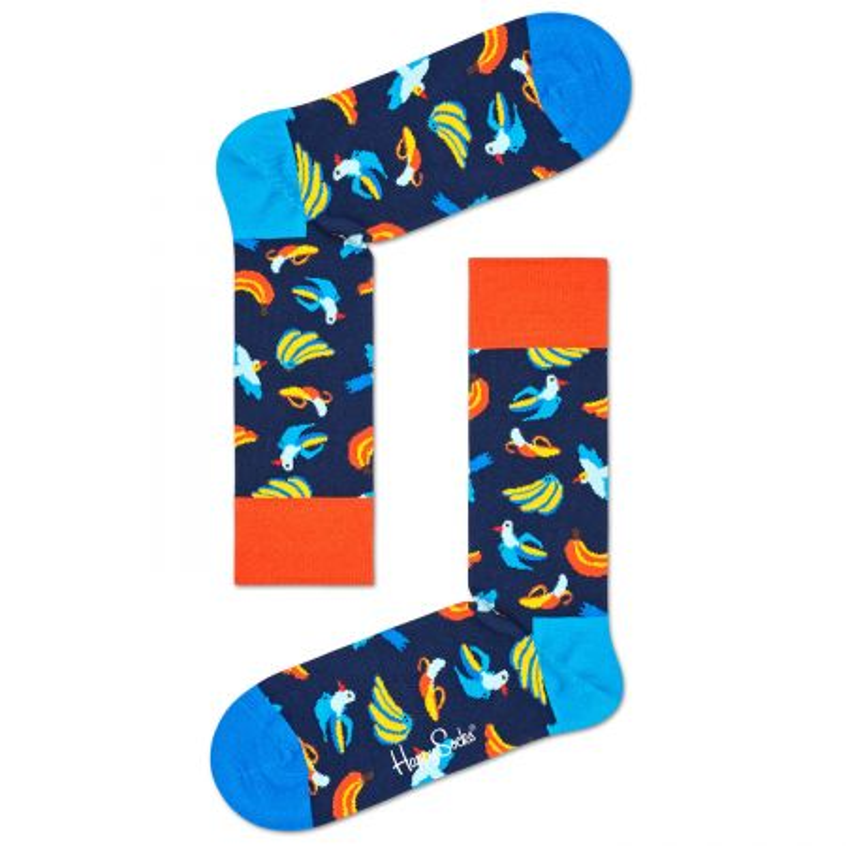 Happy Socks Banana Bird čarape