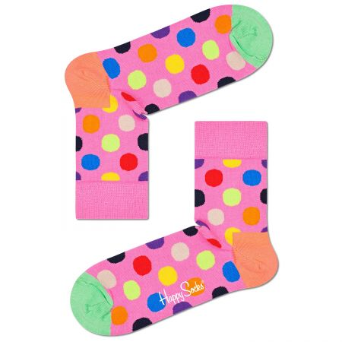 Happy Socks Big Dot čarape