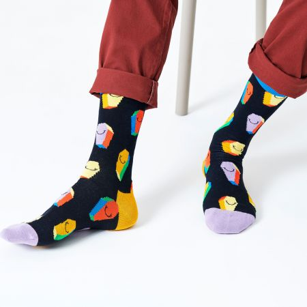 Happy Socks Halloween čarape