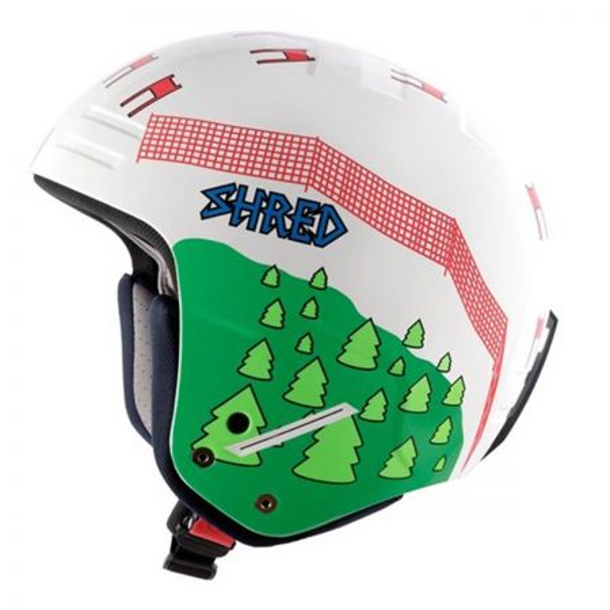Shred Basher Ultimate ski kaciga