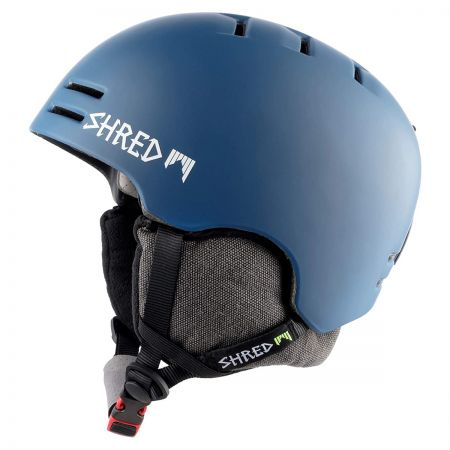 Shred No Shock Midnight ski kaciga