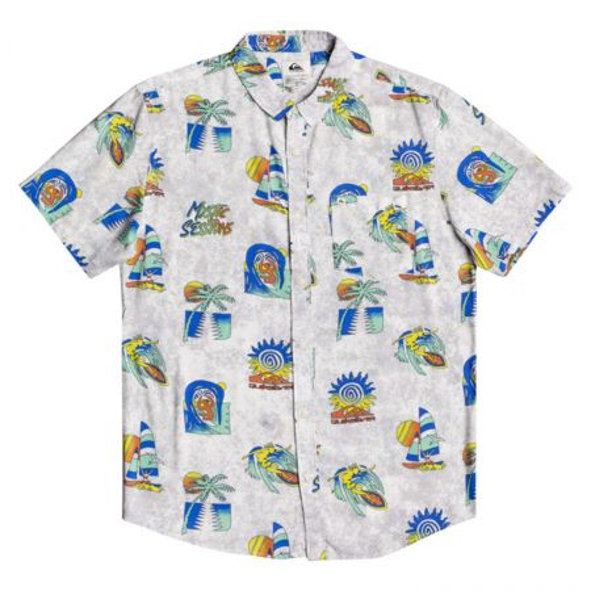 Quiksilver Island Pulse košulja