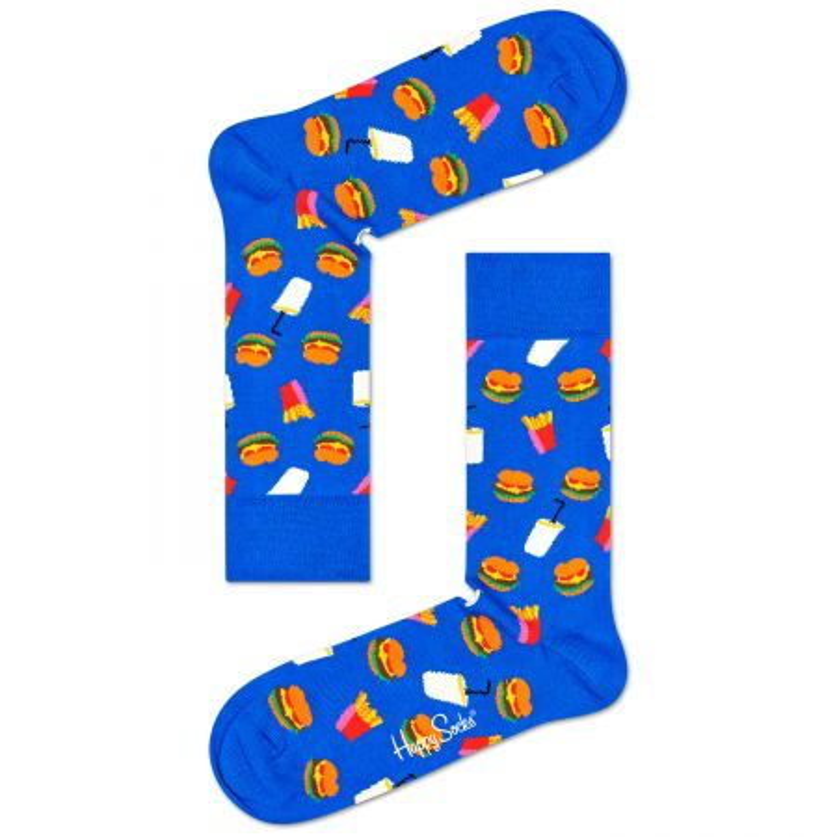 Happy Socks Hamburger čarape