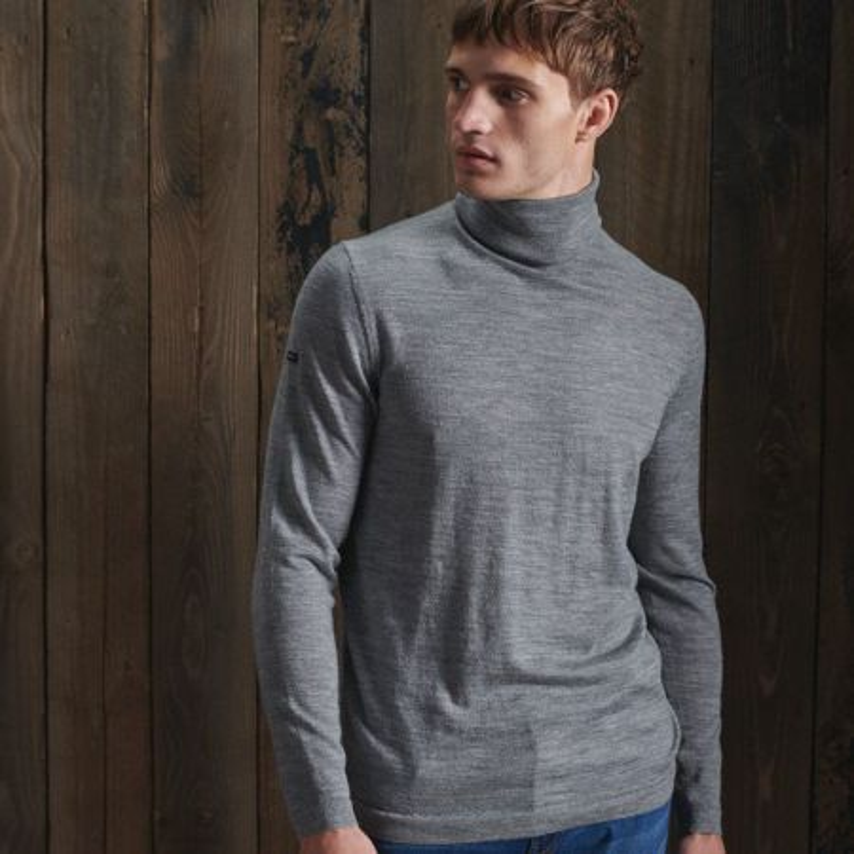 Superdry Merino džemper