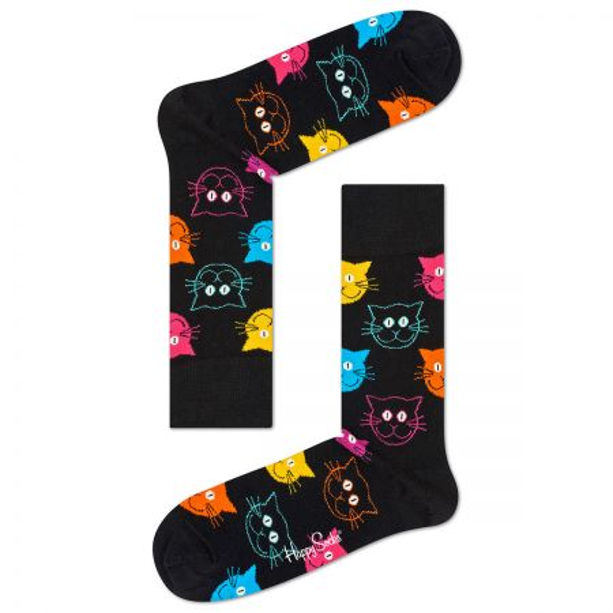 Happy Socks Cat čarape