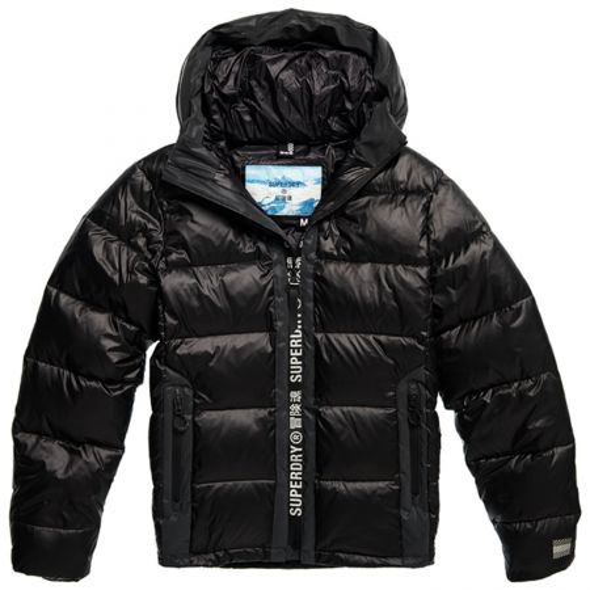 Superdry Mountain Pro Racer Puffer ski jakna