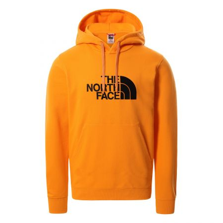 M LIGHT DREW PEAK PULLOVER HOODIE-EU LIGHT EXUBERANCE ORANGE