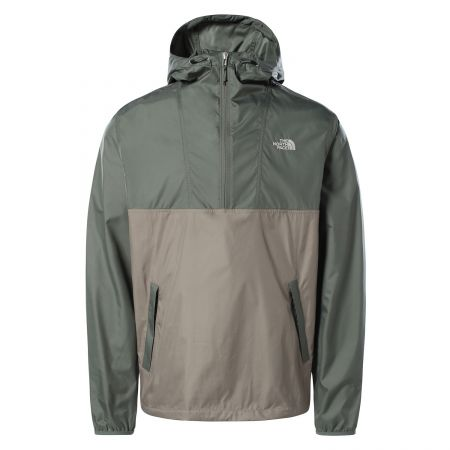 The North Face Cyclone Anorak Agave duks flis