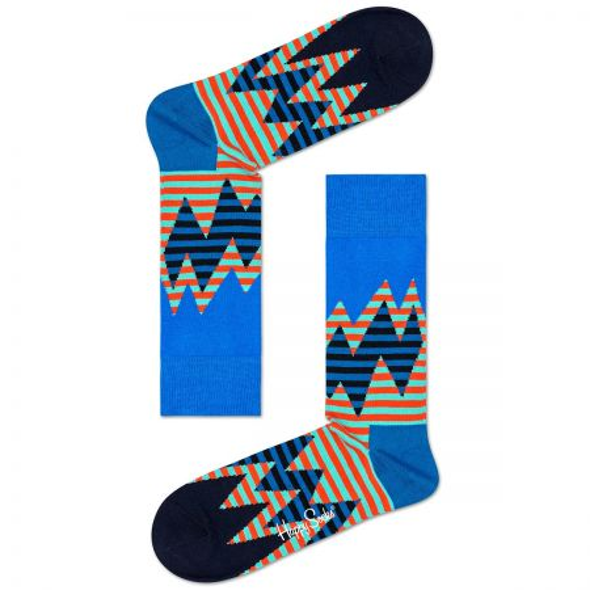Happy Socks Stripe Reef čarape