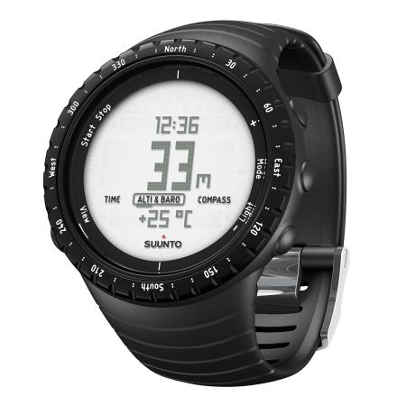 Suunto Core Regular Black sportski sat
