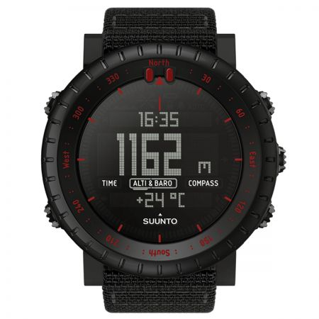 Suunto Core Black Red sportski sat