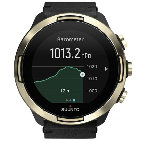 Suunto 9 Baro Gold Leather sportski sat
