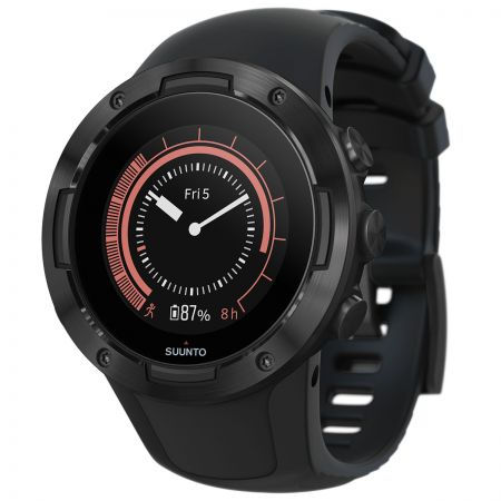 Suunto 5 All Black sat
