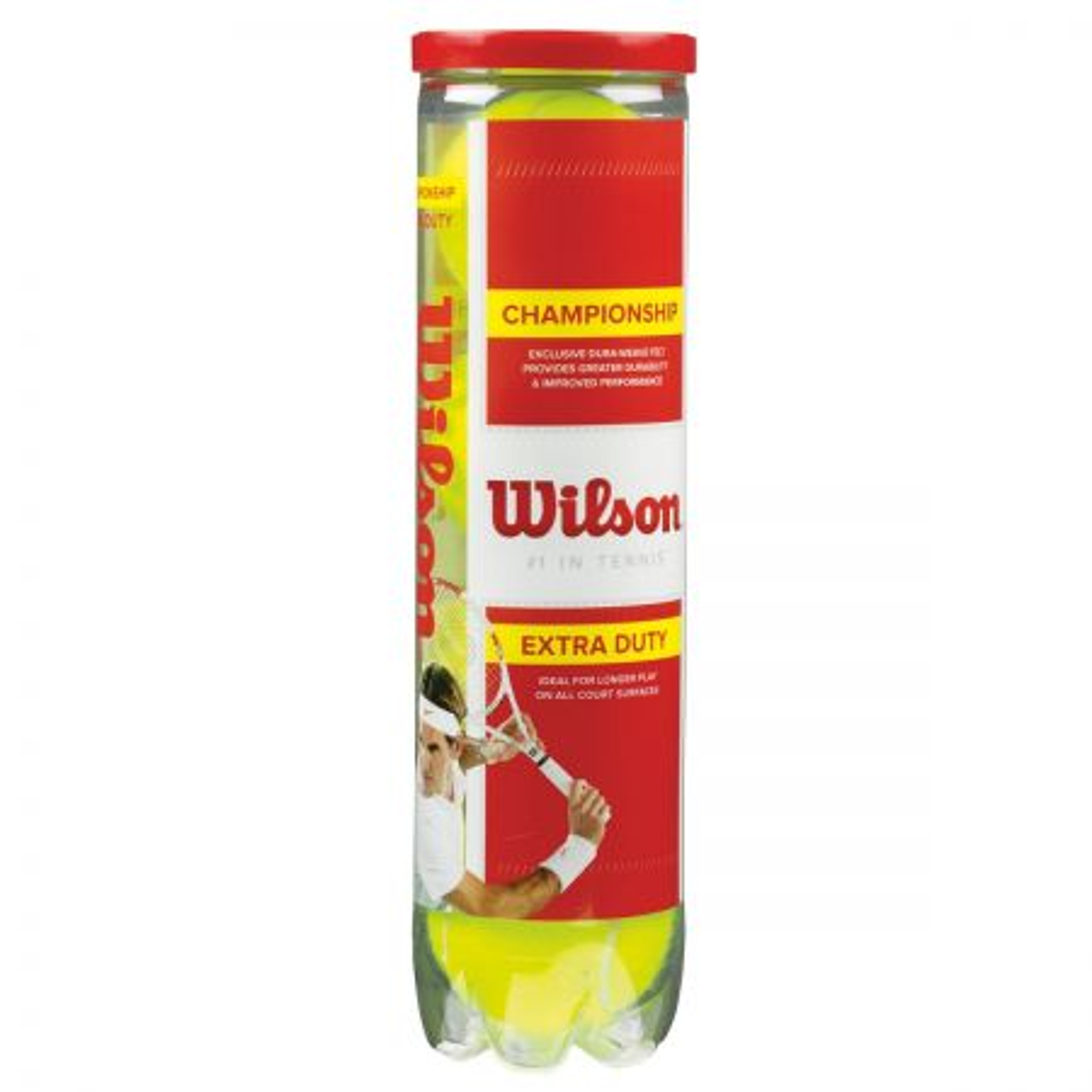 Wilson Championship 4 Ball teniske loptice
