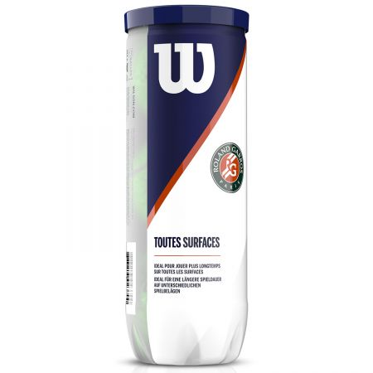 Wilson Roland Garros All 3 loptice za tenis