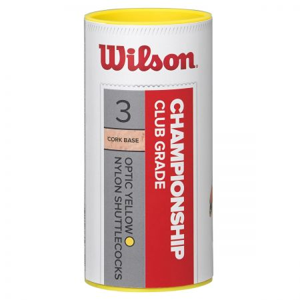 Wilson 1/3 Championship 3 tube loptice