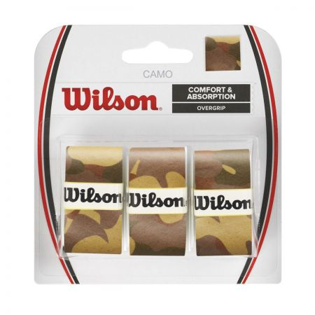 Wilson Camo Overgrip grip