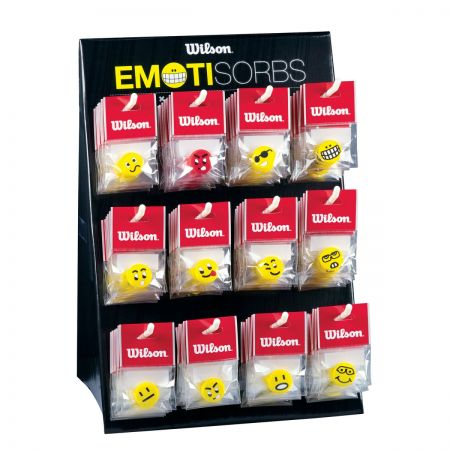 Wilson Emotisorbs Normal Face vibrastop