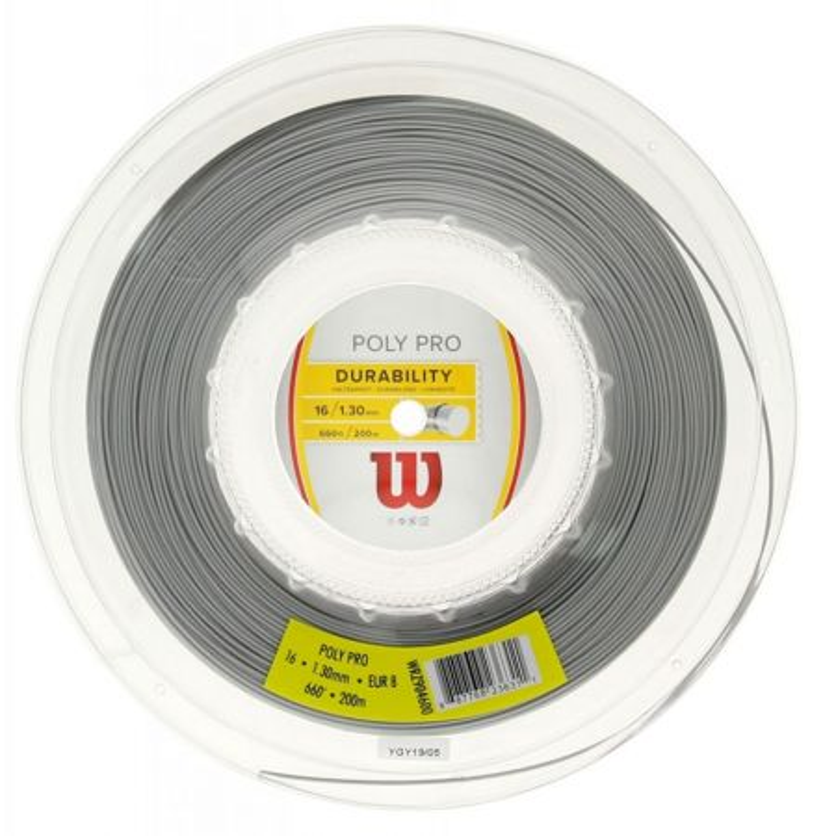 Wilson Poly Pro 200m/1.30mm žica za teniske rekete