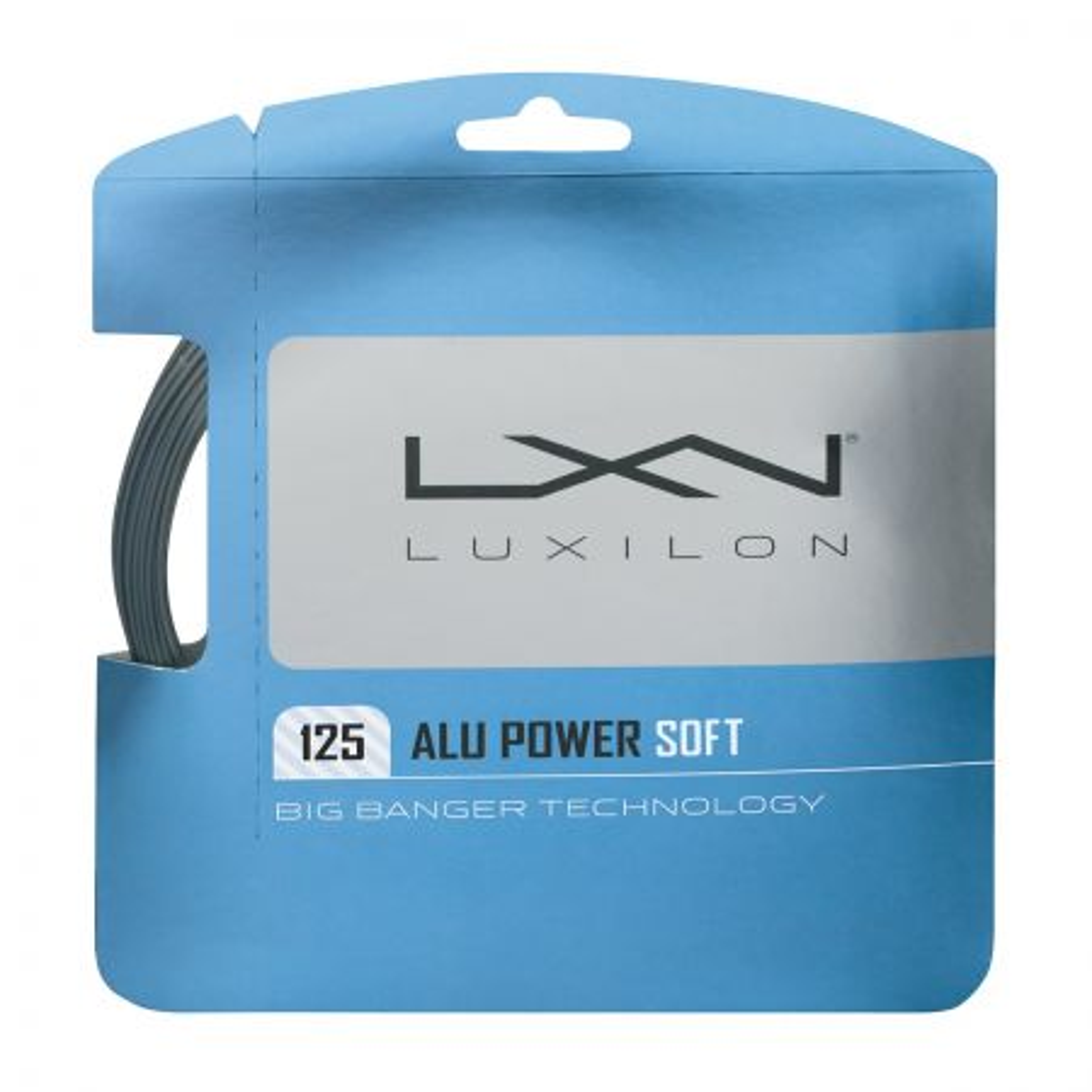 Wilson Alu Power Soft 16l 1.25mm / 12.2m žica za tenis