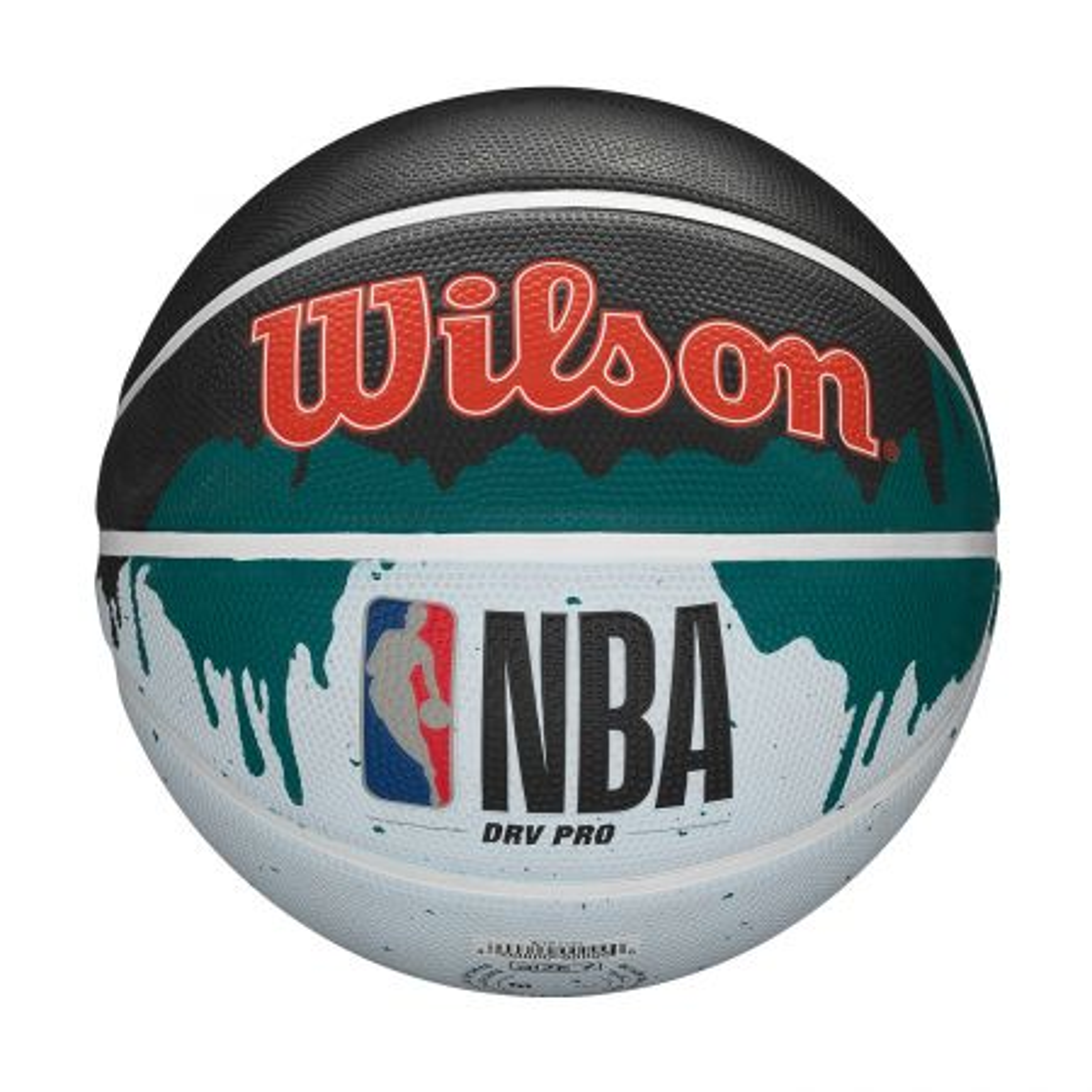 Wilson NBA Drv Pro Drip Royal SZ7 lopta