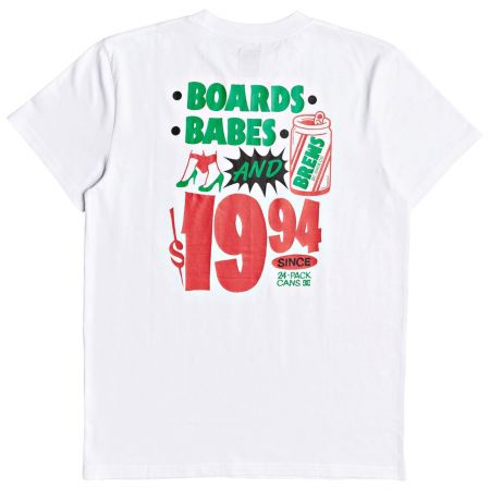 DC Shoes Boards Babes N Brews majice