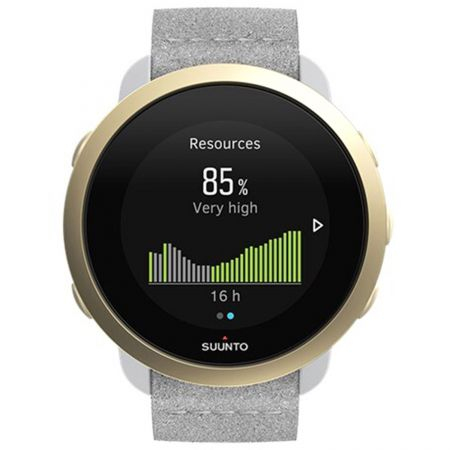 Suunto 3 Pebble White Gold sportski sat