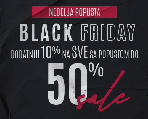 Black Friday akcija 2020